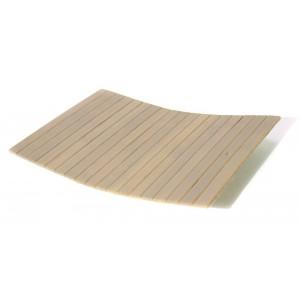 Bambou huilé taupe