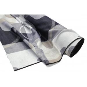 La tenture Design grey
