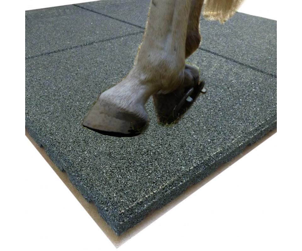 dalles de sol pour boxes chevaux. Black Bedroom Furniture Sets. Home Design Ideas