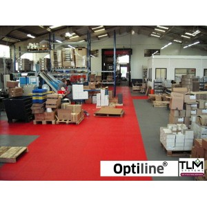 Dalles PVC TRAFICLINE OPTILINE